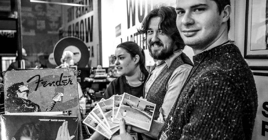SEMM Store staff Riccardo Giada Giovanni
