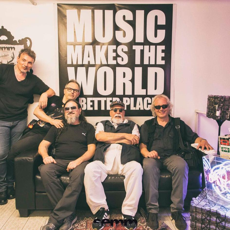Semm Music Store Special Guest Banco del Mutuo Soccorso