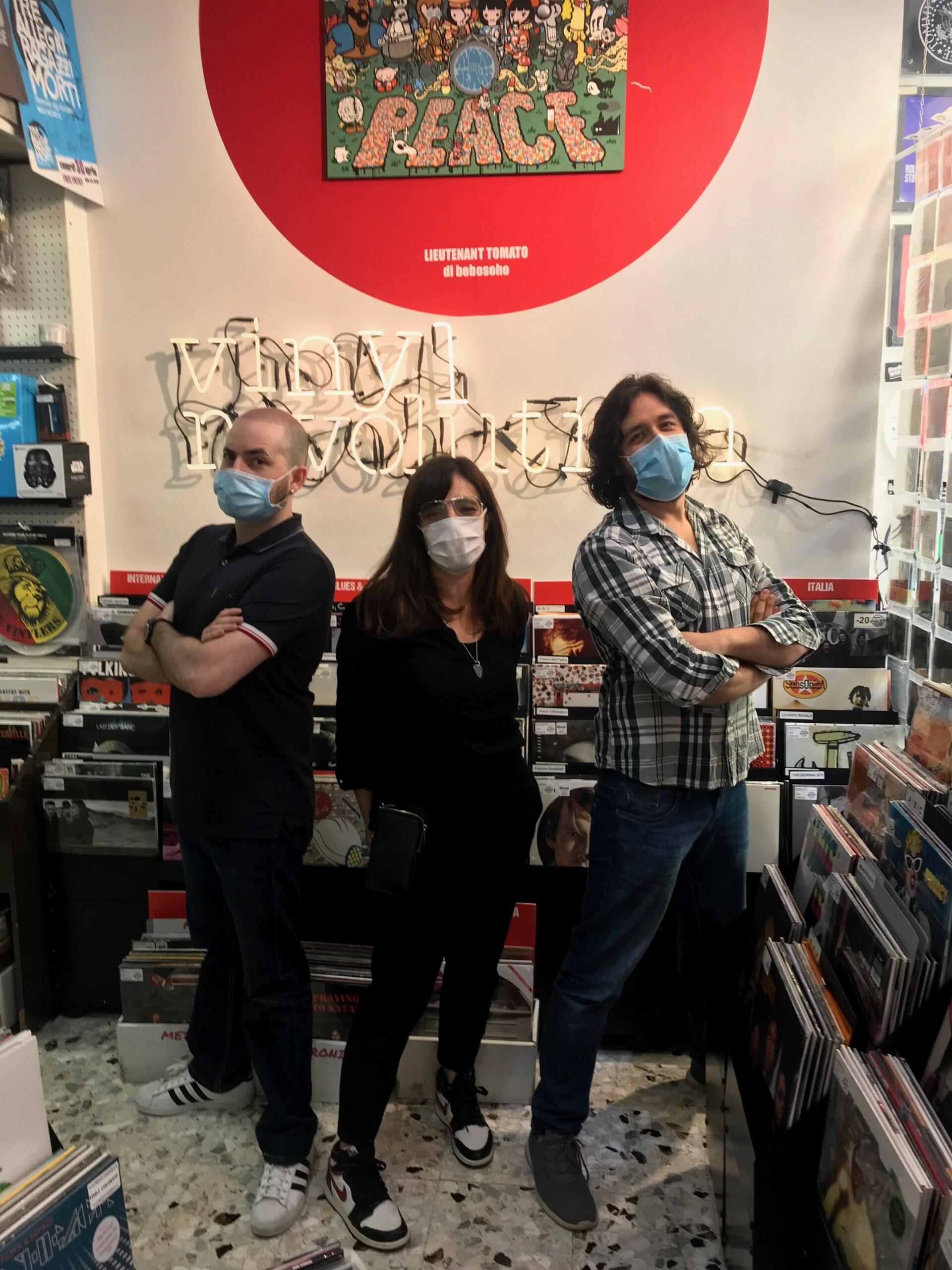 Semm Music Store Staff