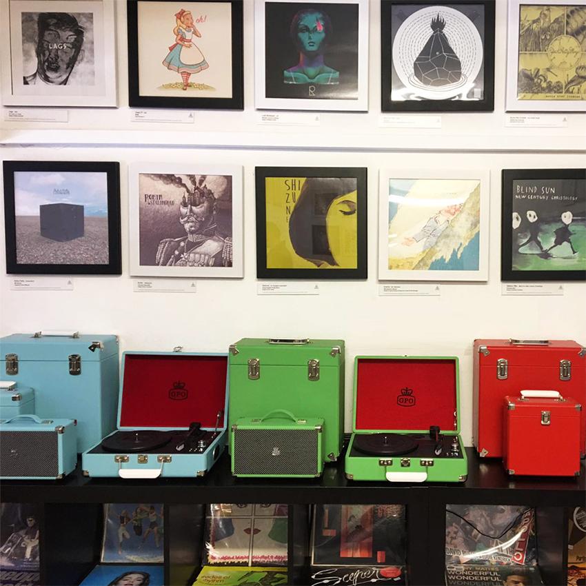 Semm Music Store Giradischi