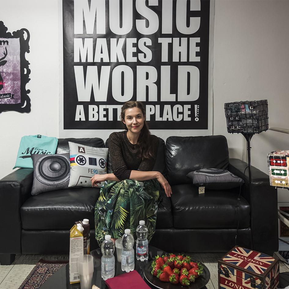 Semm Music Store Special Guest Lisa Hannigan