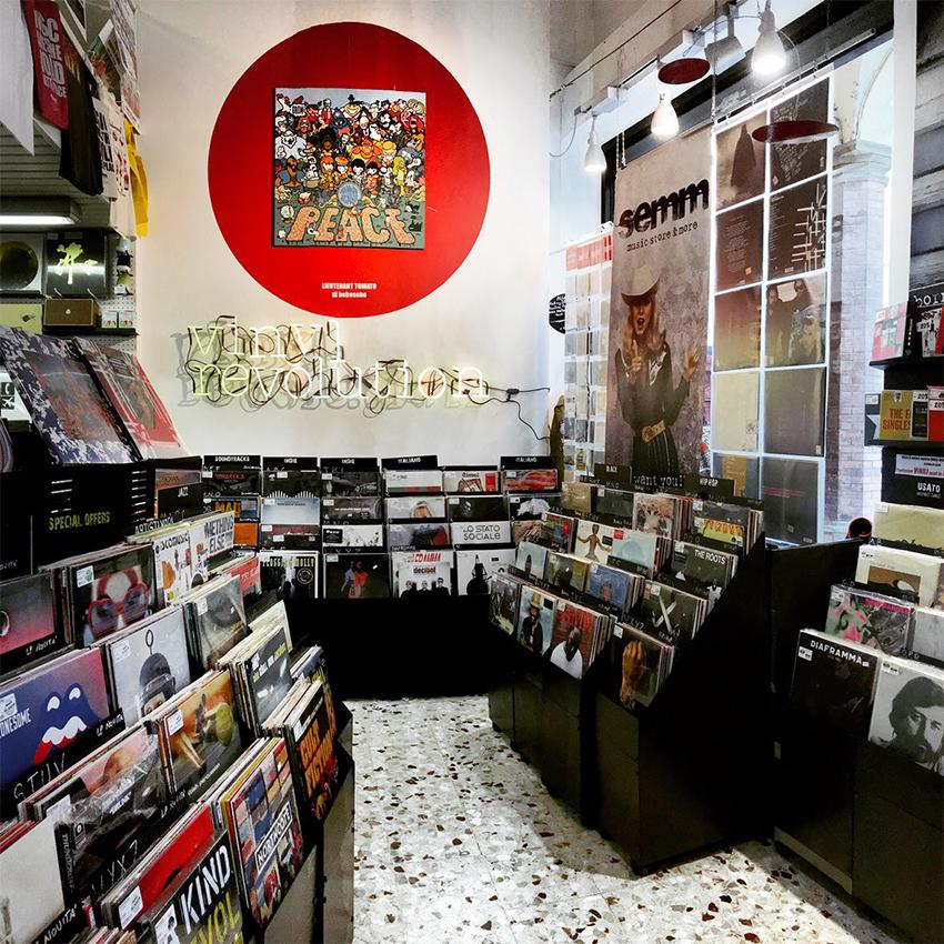 Semm Music Store Location