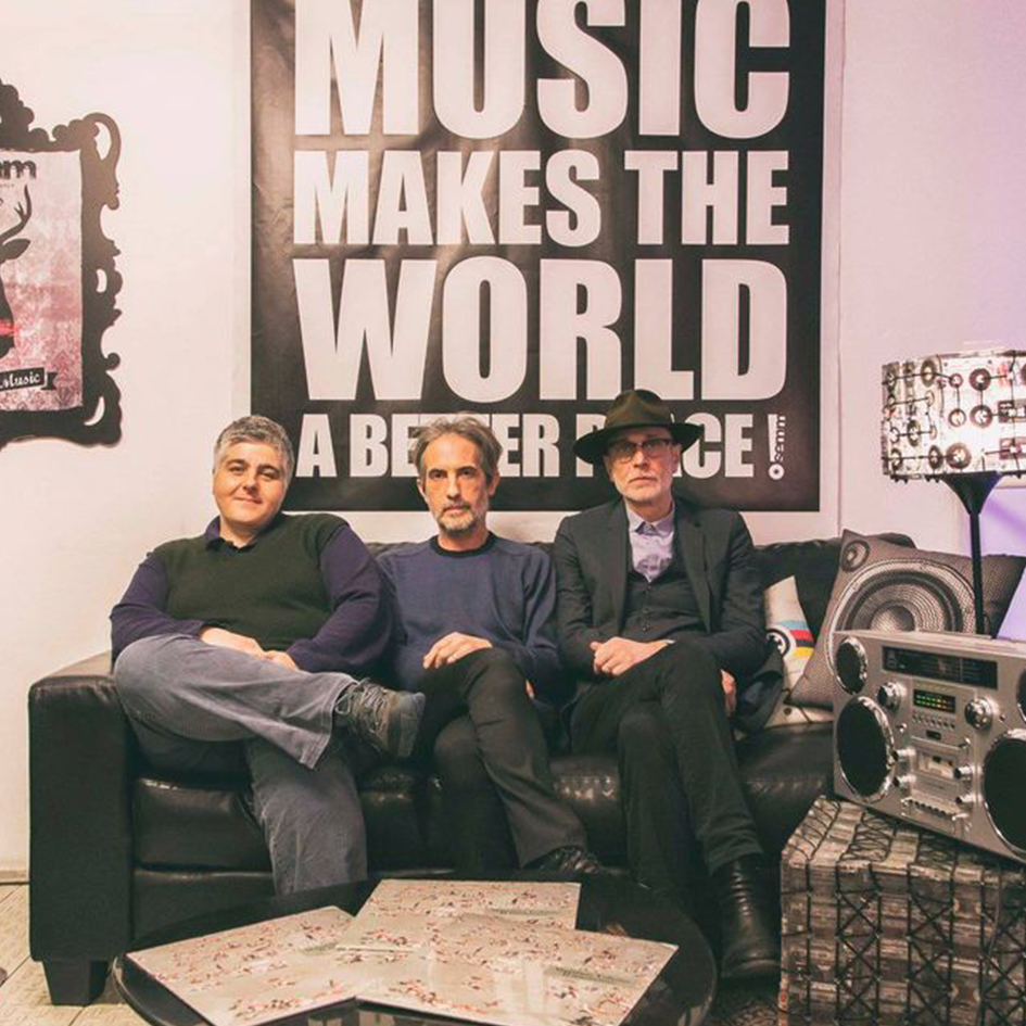Semm Music Store Special Guest Massimo Volume