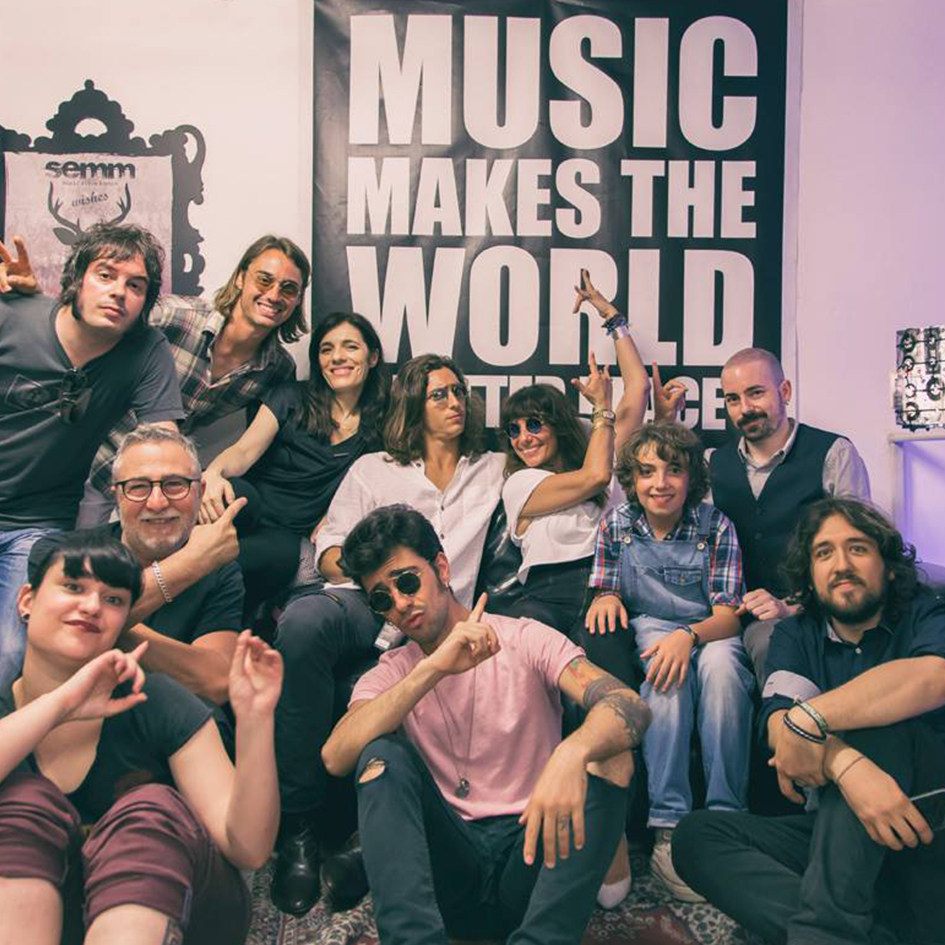 Semm Music Store Special Guest Paola Maugeri