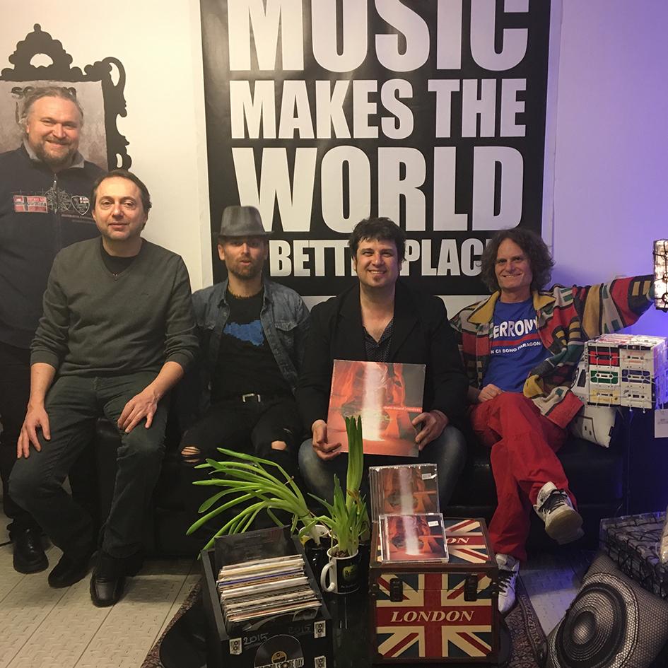 Semm Music Store Special Guest Roberto Drovandi