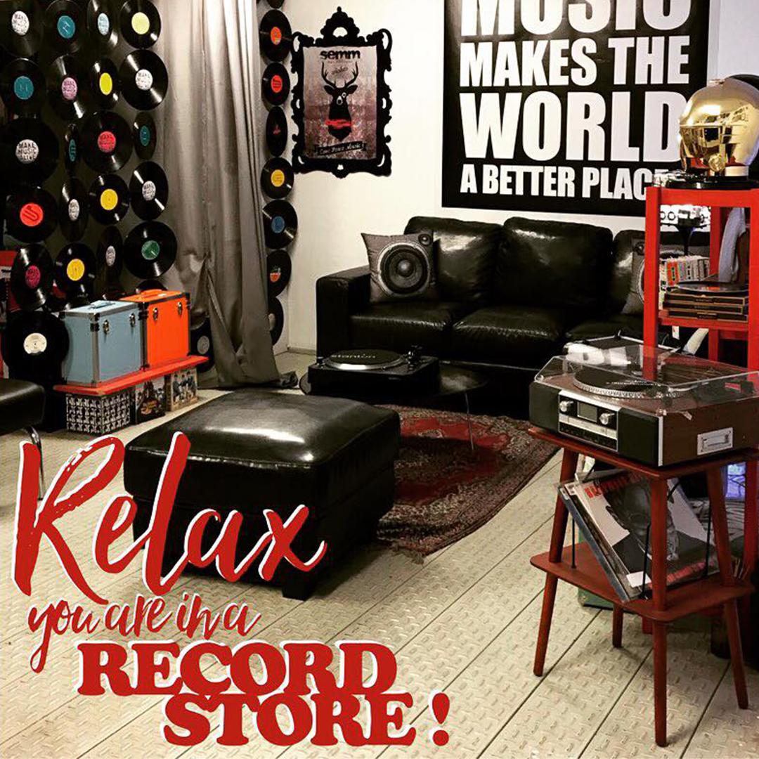 Semm Music Store Loft