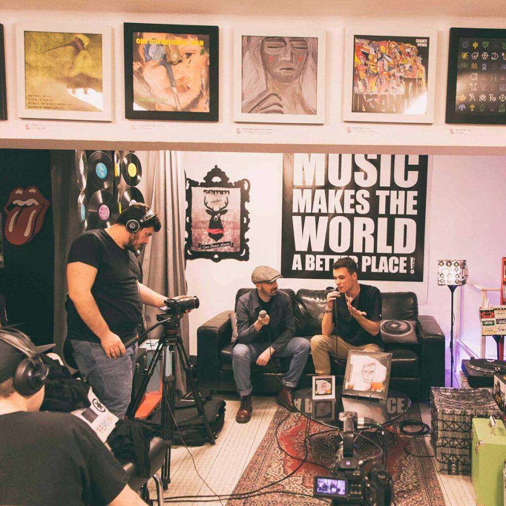 Semm Music Store Best Art Vinyl Moab Villain