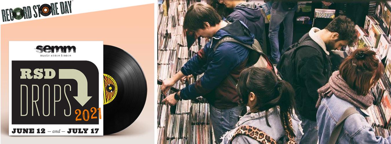 Semm Music Store Record Store Day 2021 Evento