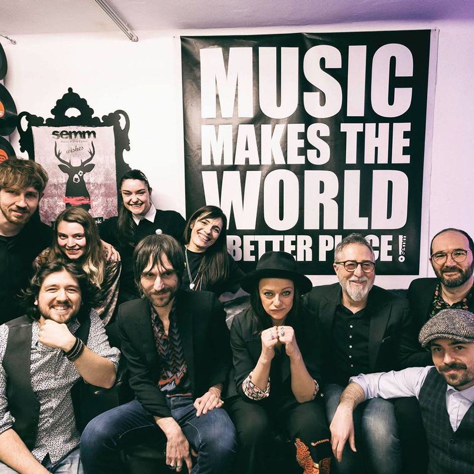 Semm Music Store Special Guest Baustelle