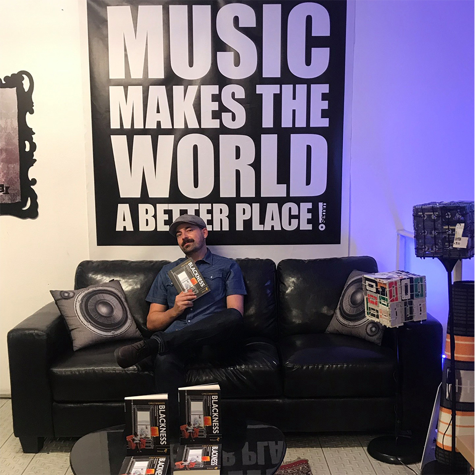 Semm Music Store Special Guest Carlo Babando