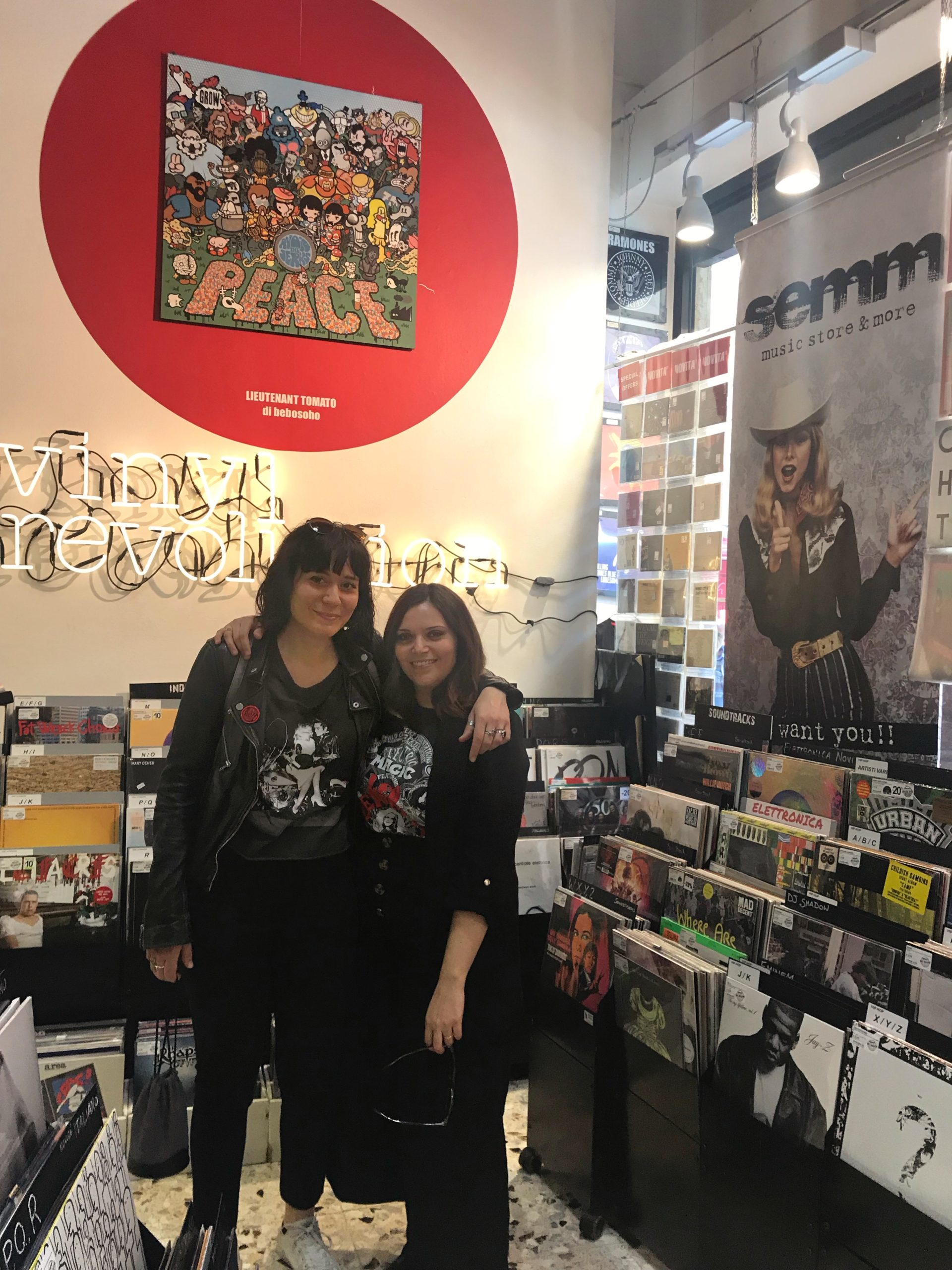 Semm Store Staff Daniela Tudisca e Valentina