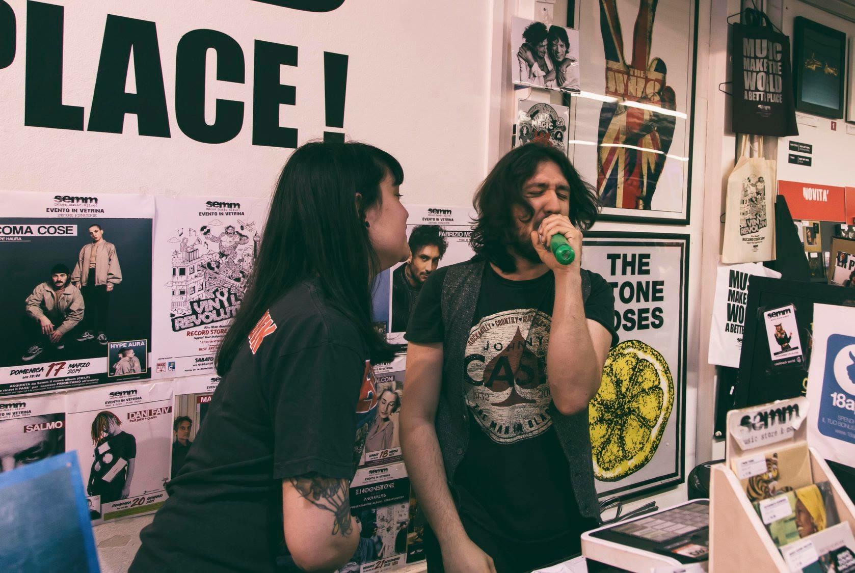 Semm Store Staff Giada e Riccardo