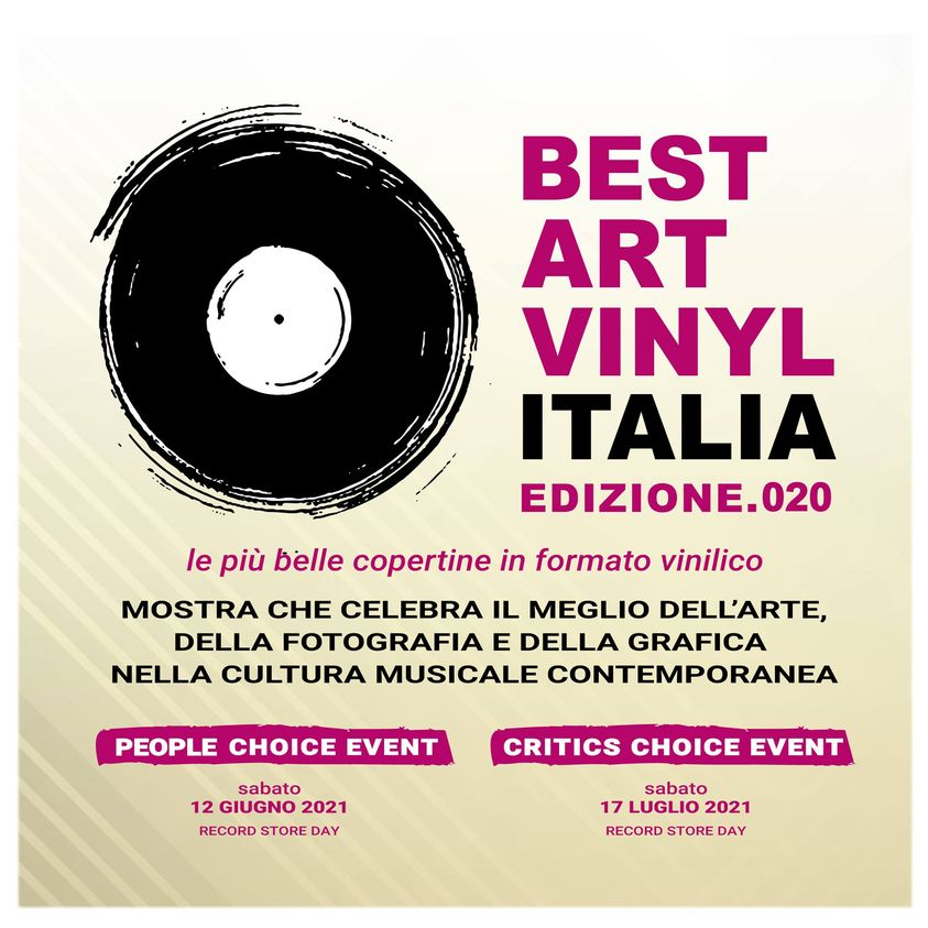 Semm Music Store Best Art Vinyl Edizione 020