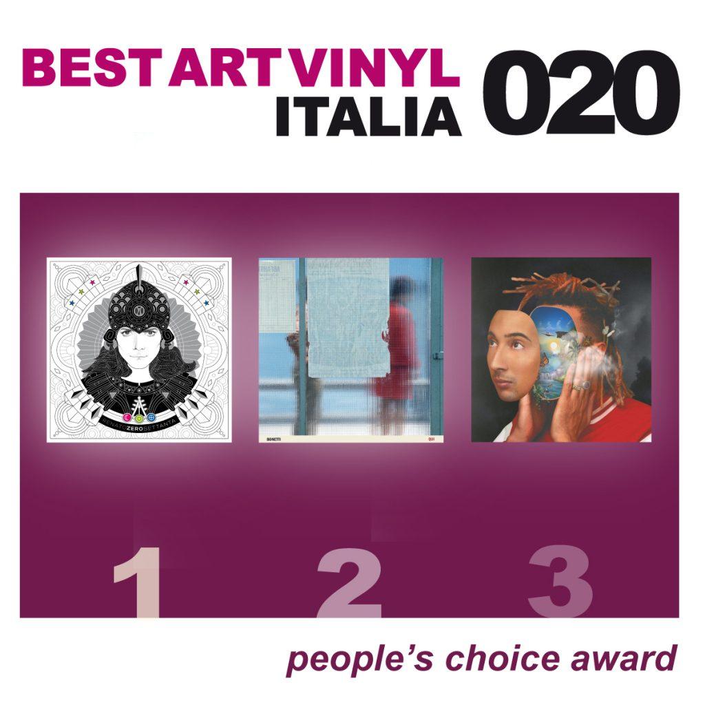 Semm Music Store Best Art Vinyl Vincitori