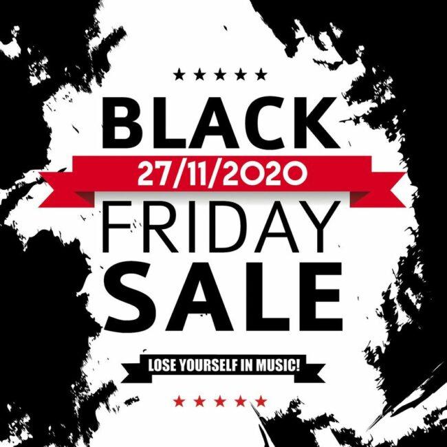 Semm Music Store Black Friday