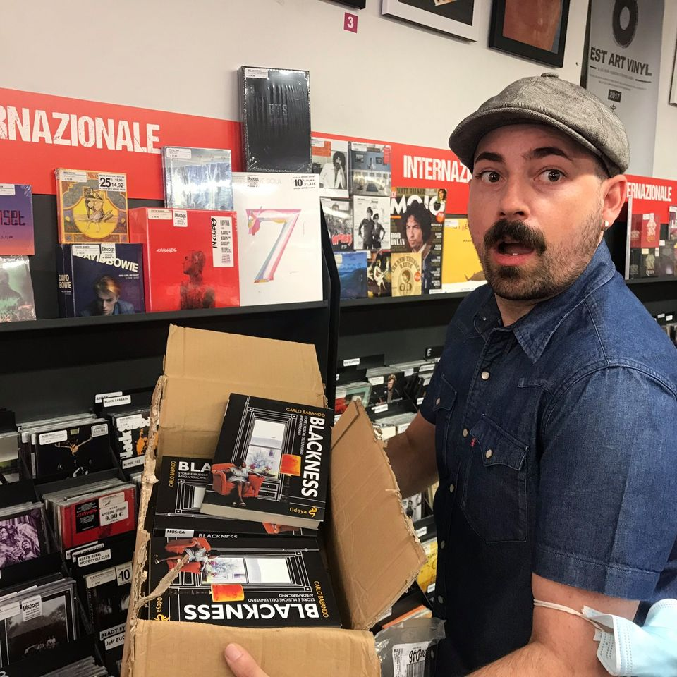 Semm Music Store Blackness Carlo Banando