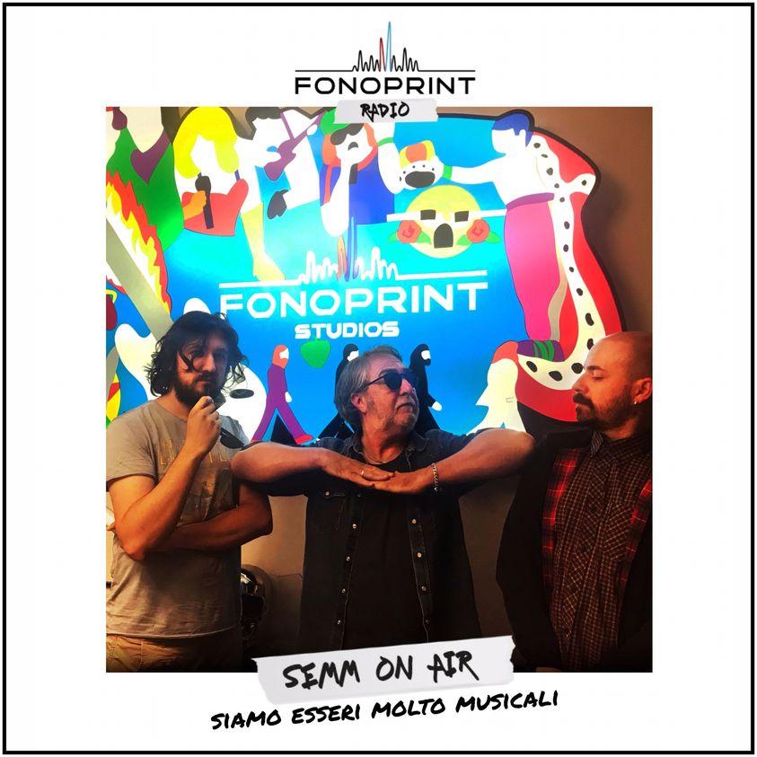 Semm Music Store On Air Fonoprint Radio