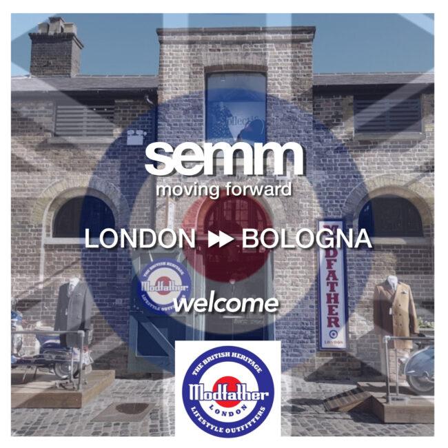 Semm Music Store Modfather London