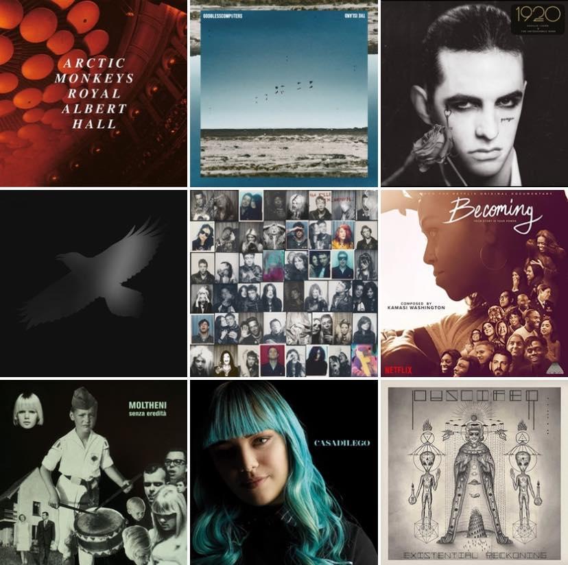 Semm Music Store Checklist Novità