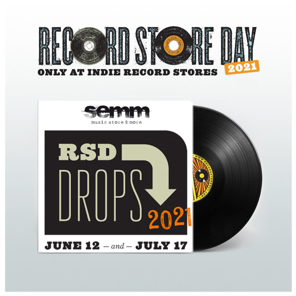Semm Music Store Record Store Day 2021