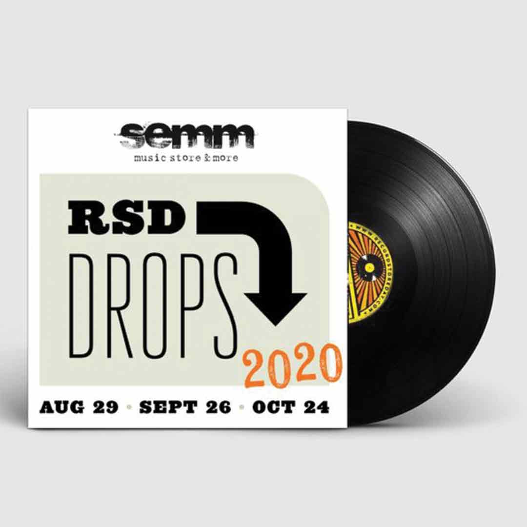 Semm Music Store Record Store Day 2020