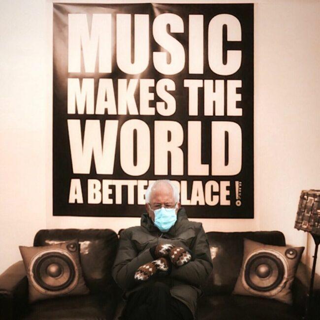 Semm Music Store Bernie Special Guest
