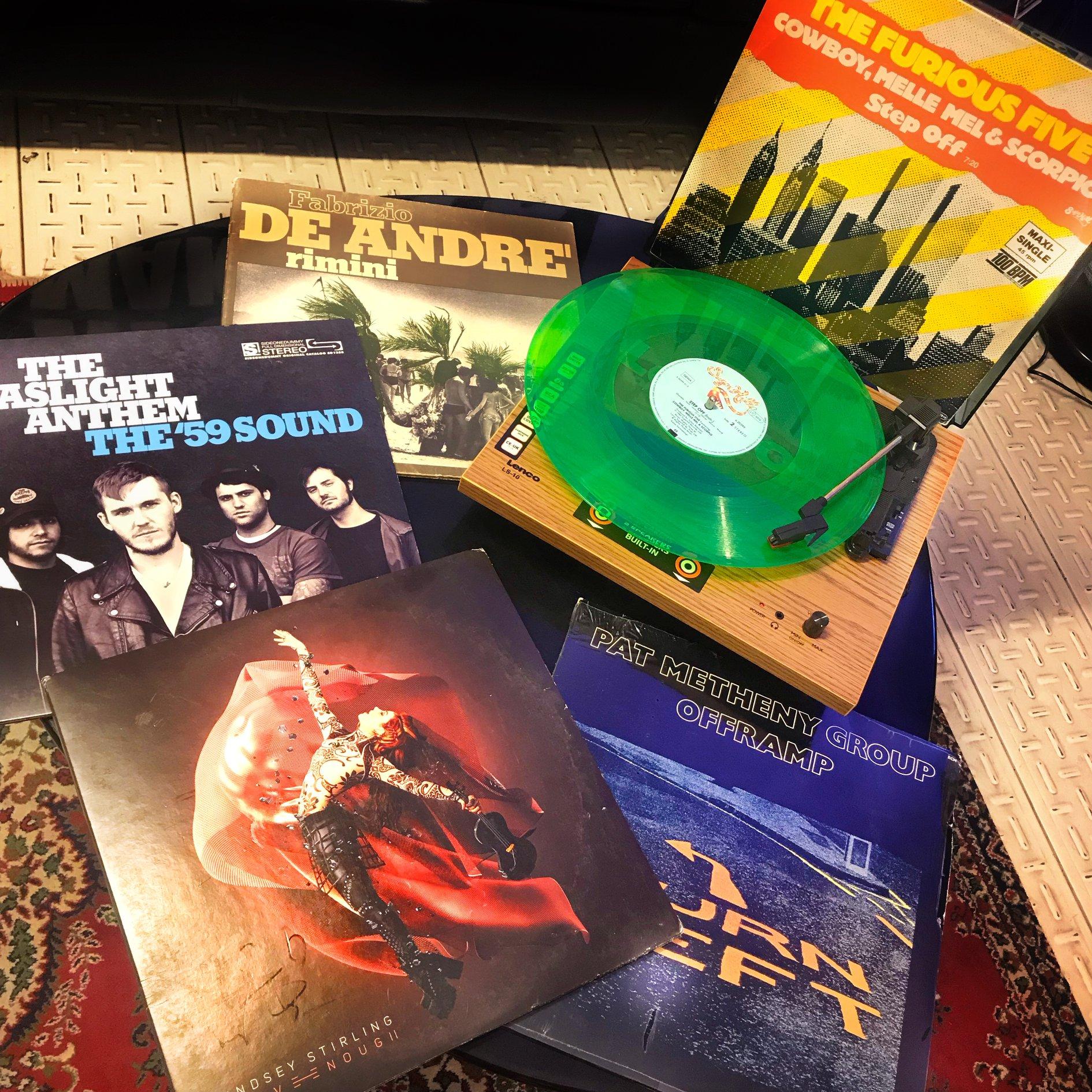 Semm Music Store Vinyl Second Hand