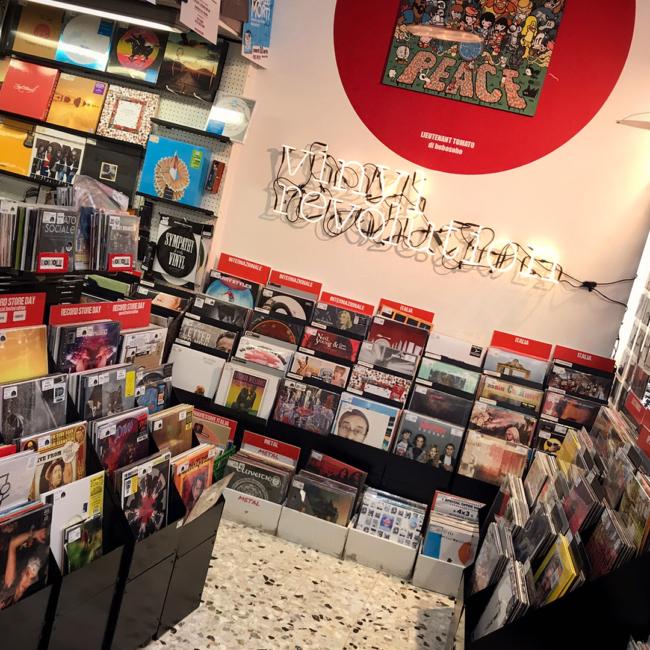 Semm Music Store Vinyl Revolution