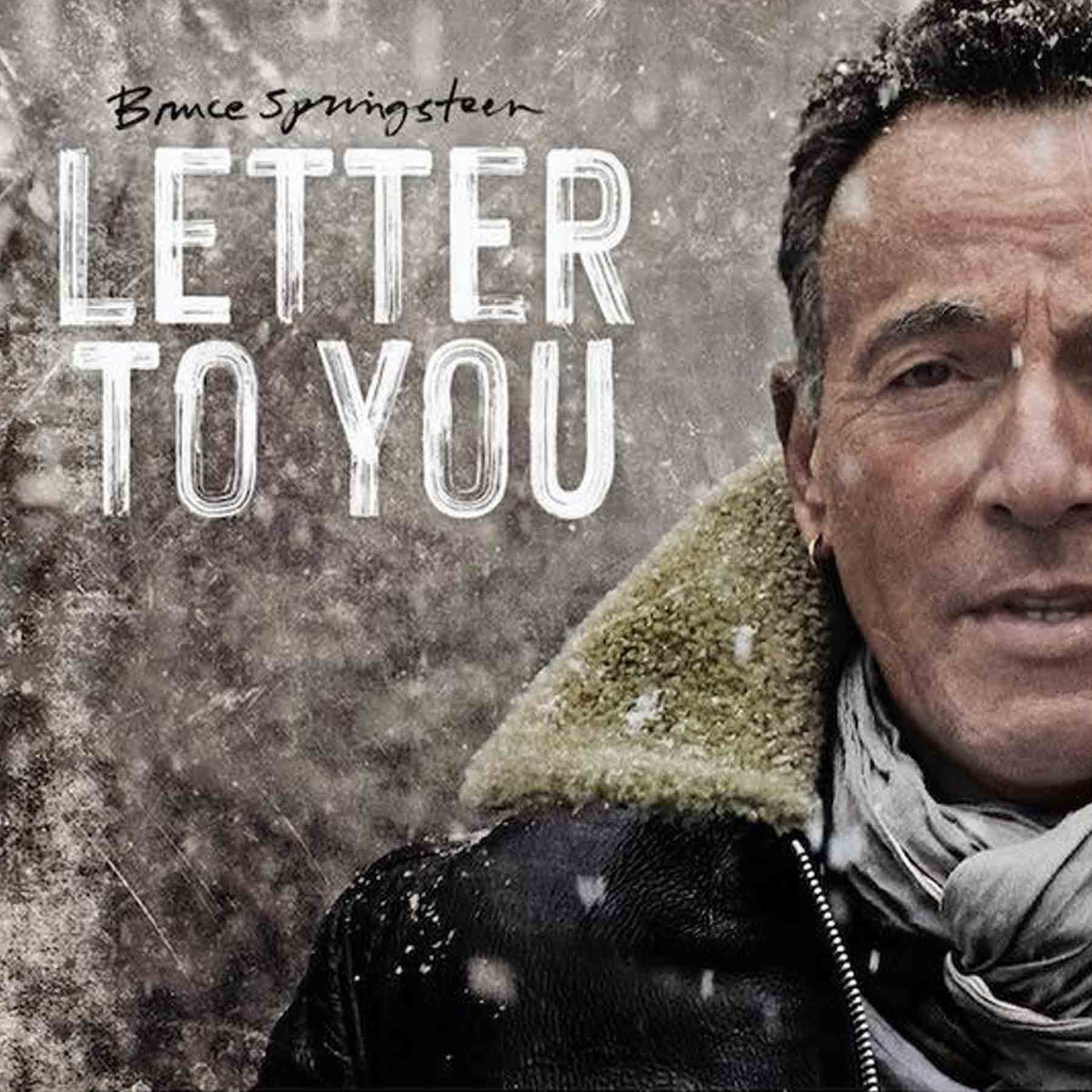 Semm Store Bruce Springsteen Letter To You