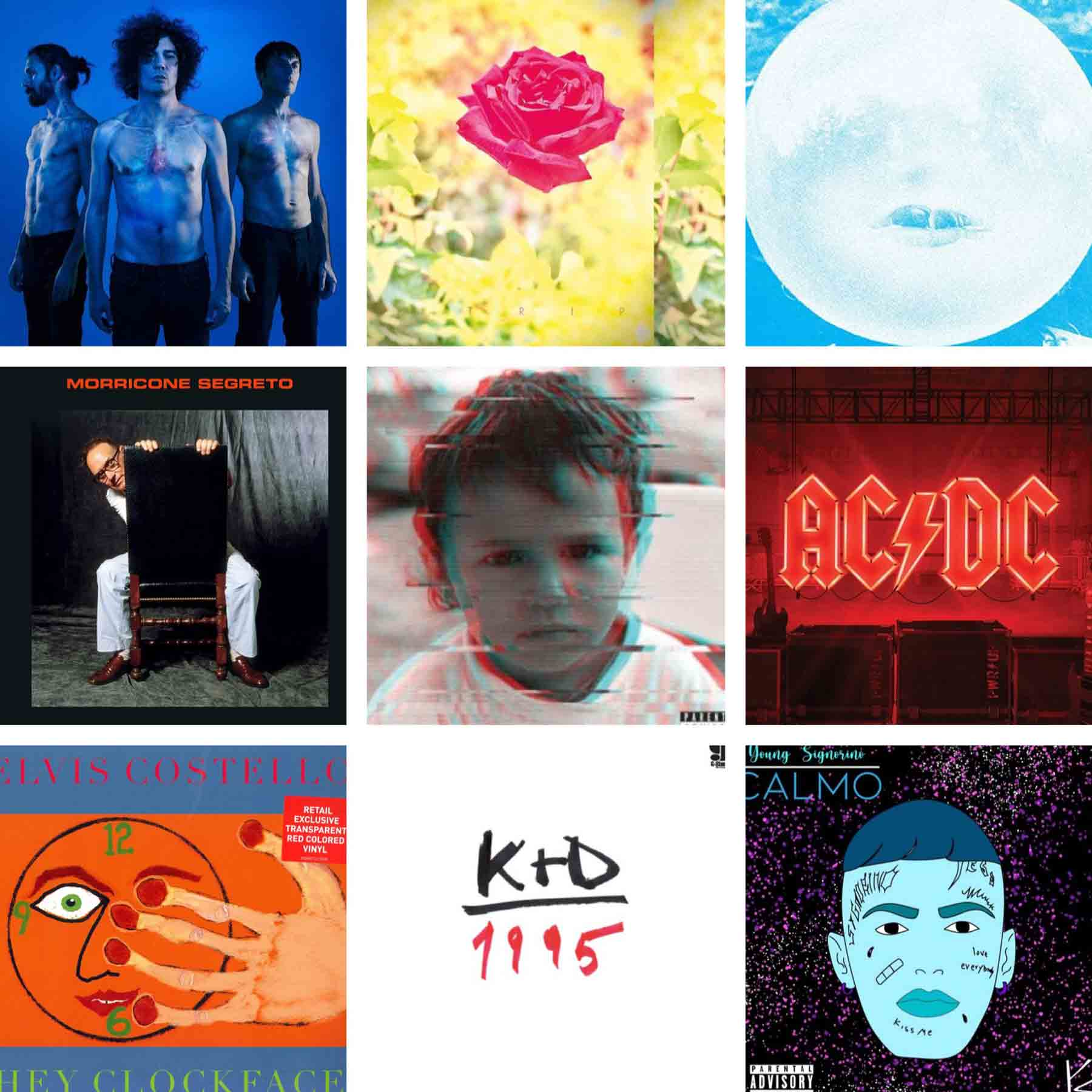 Semm Music Store Checklist Novità Novembre