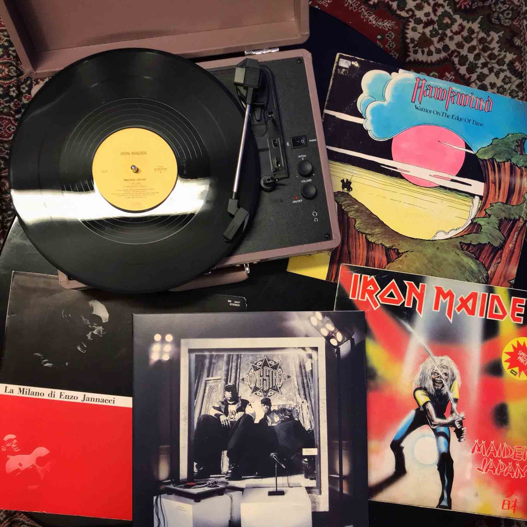 Semm Vinyl Second Hand