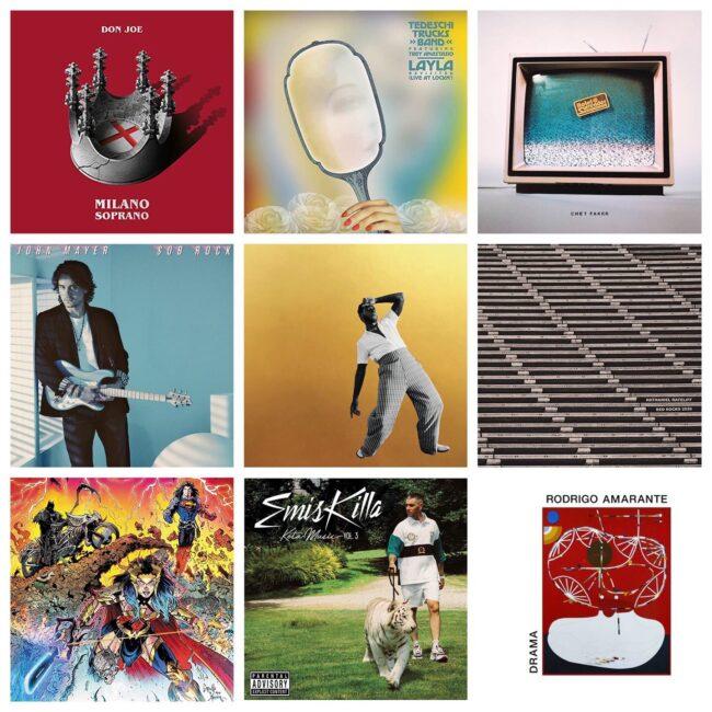Semm Music Store Novità Discografiche , cd-vinile, Luglio