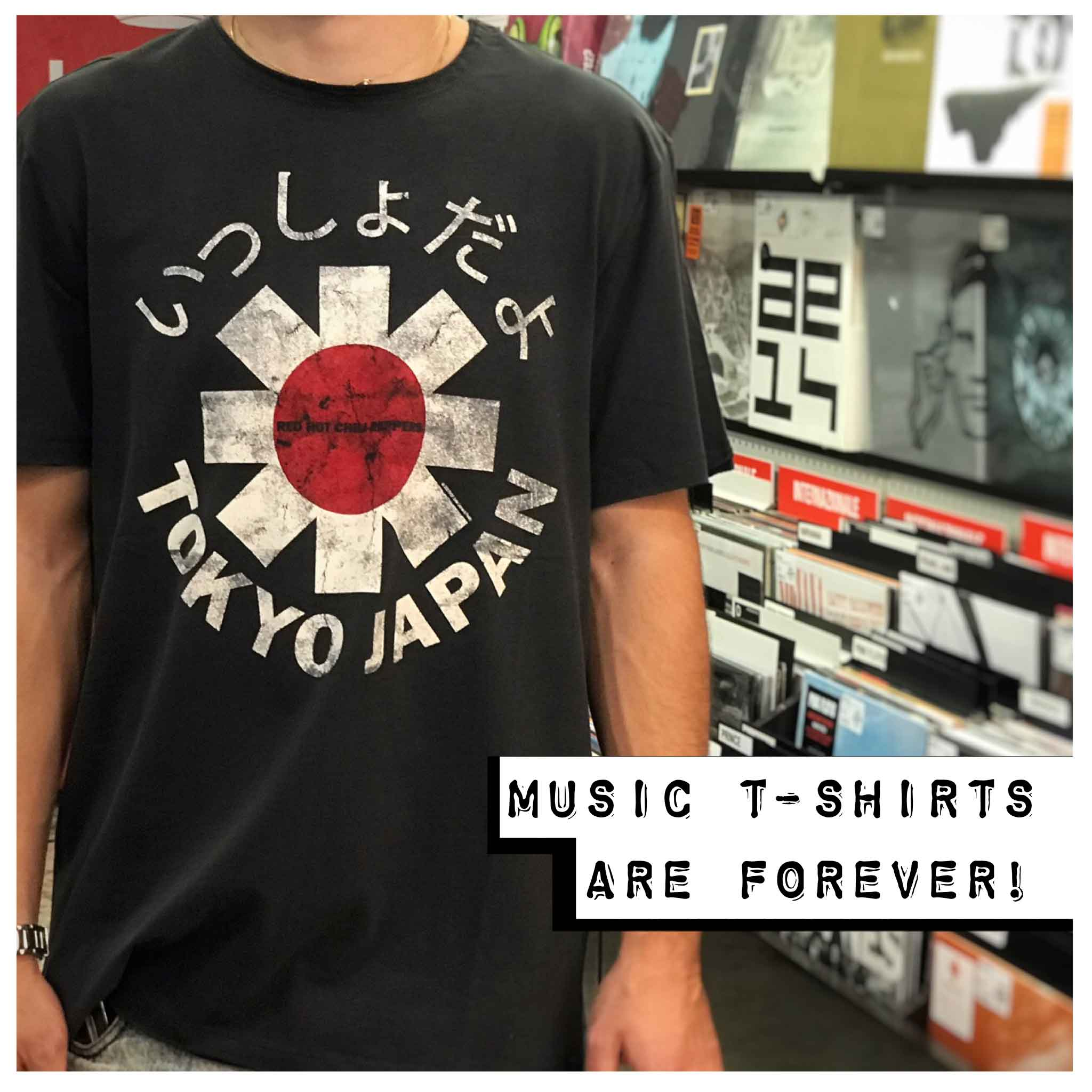 Semm Music Store T-shirt-Tokyo Japan
