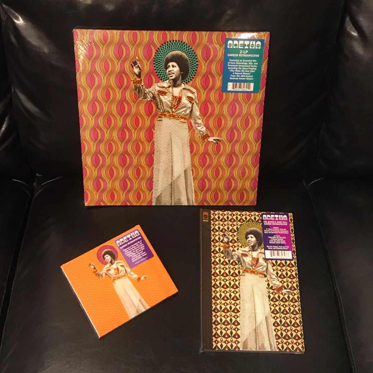 Aretha Franklin , cd, box cd,, vinile